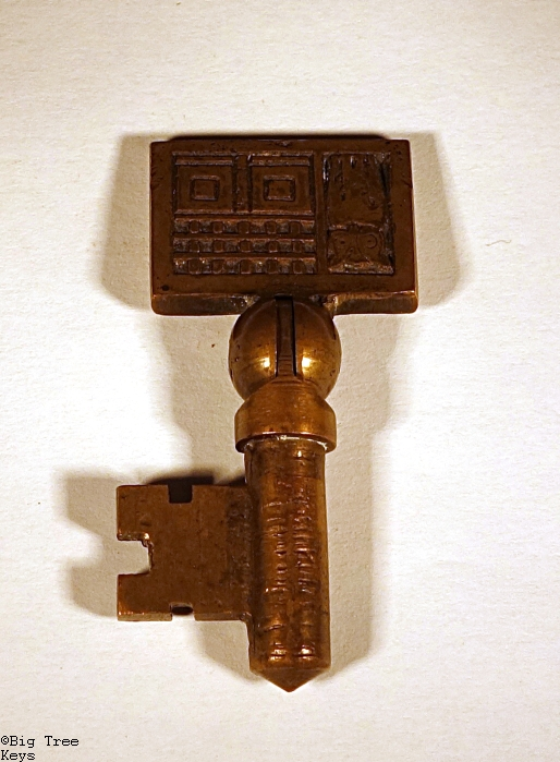 Pocket door keys archives big tree keys for Door key design